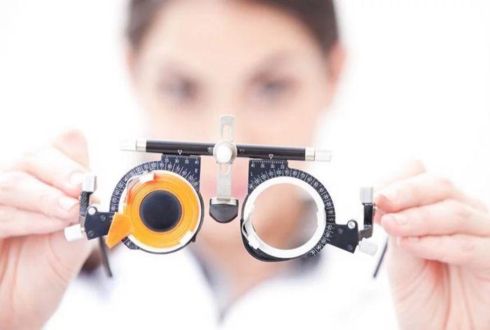 Прибор для диагностики зрения