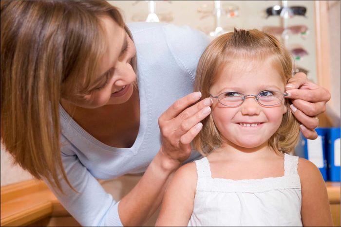 Особенности развития дальнозоркости у детей