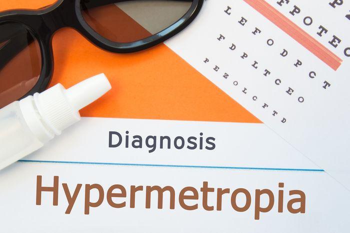 Диагнозо гиперметропия