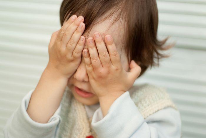 Нервный тик у детей