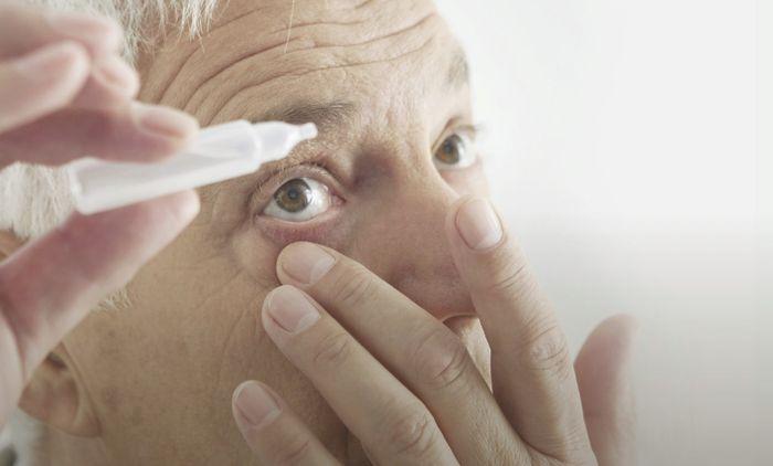 глазные растворы