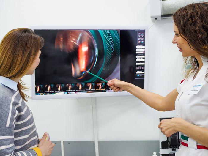 Аппарат для коррекции зрения