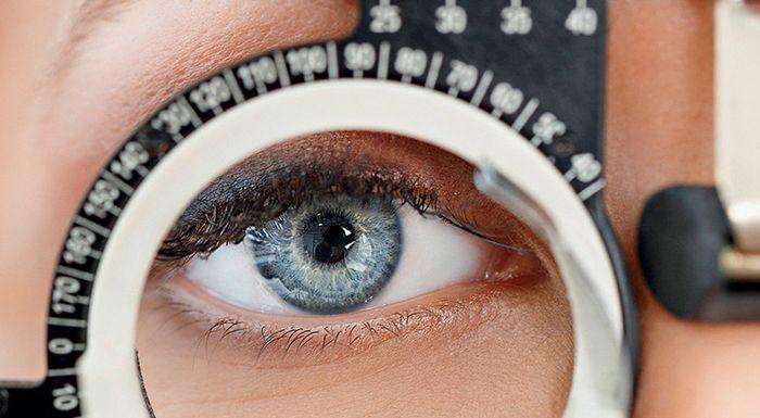 Гемералопия глаза