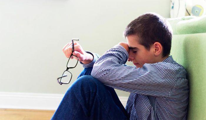 близорукость у подростка