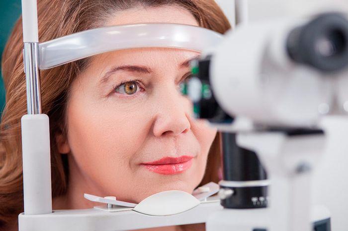 Диагностирование заболеваний глаза