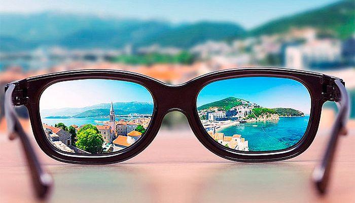 Очки для зрения при миопии