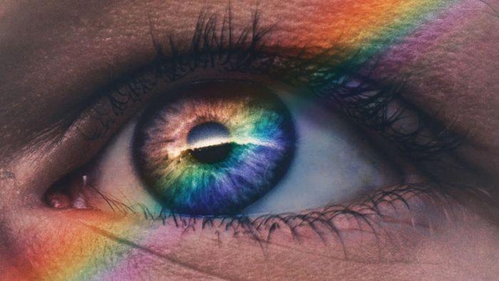 Глаз дальтонизм