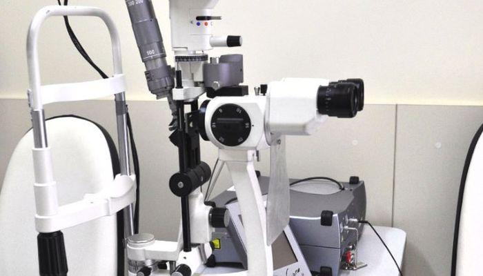 Аппарат для обследования заболеваний глаз