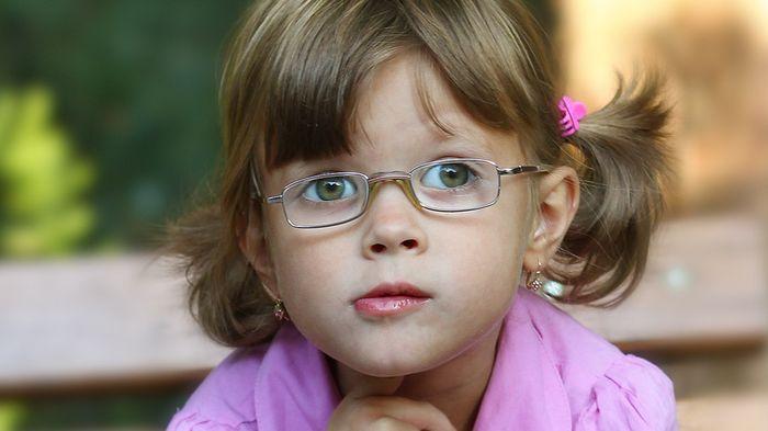 Страбизм у ребенка