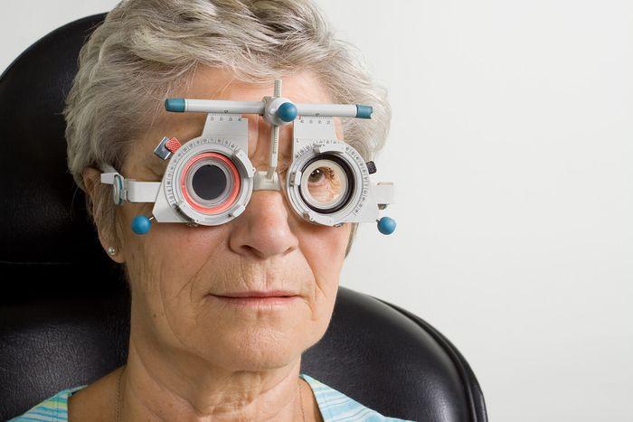 Ухудшение зрения после операции