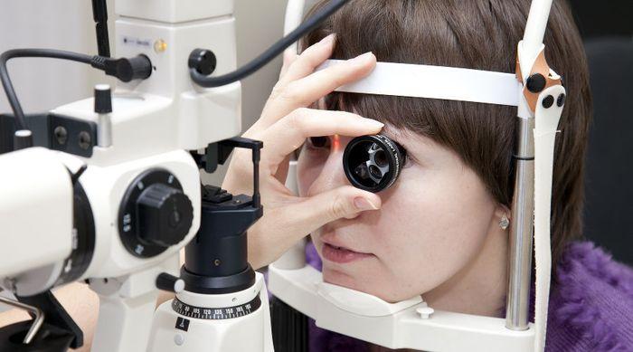Лазерная терапия глаз