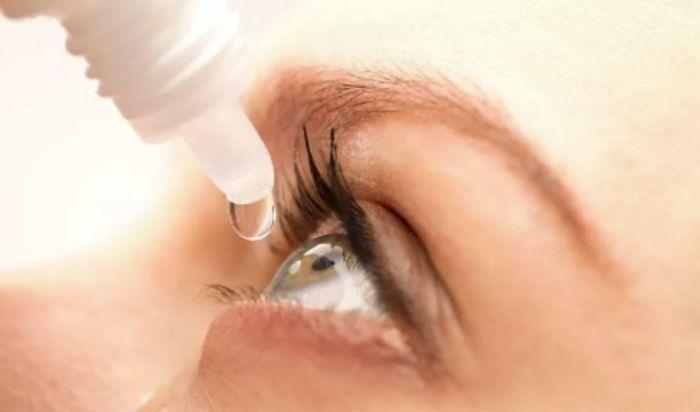 Лечение глазных болезней каплями