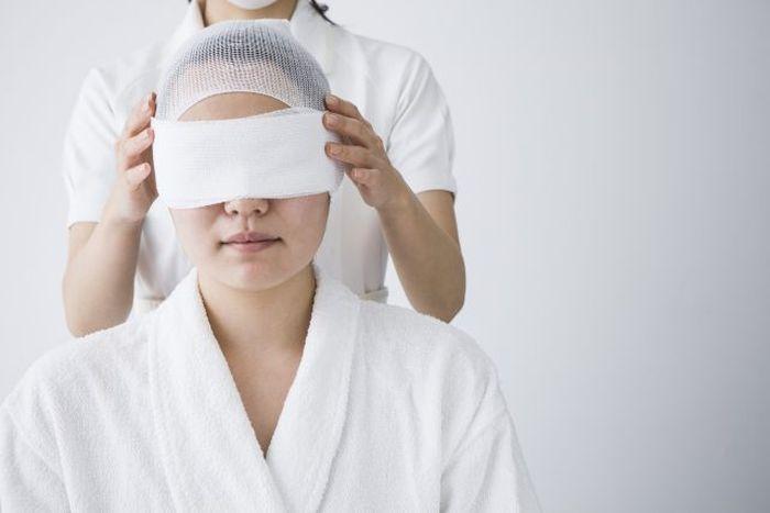 Восстановиление после операции на глазах