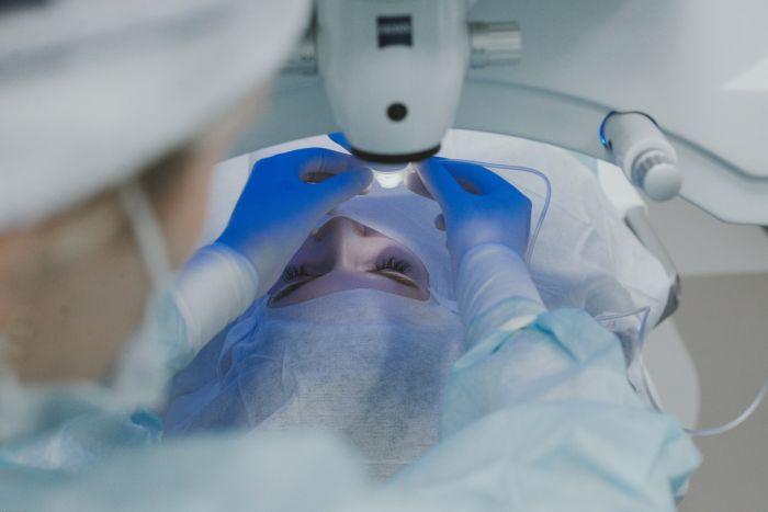 Лазерная хирургия офтальмология