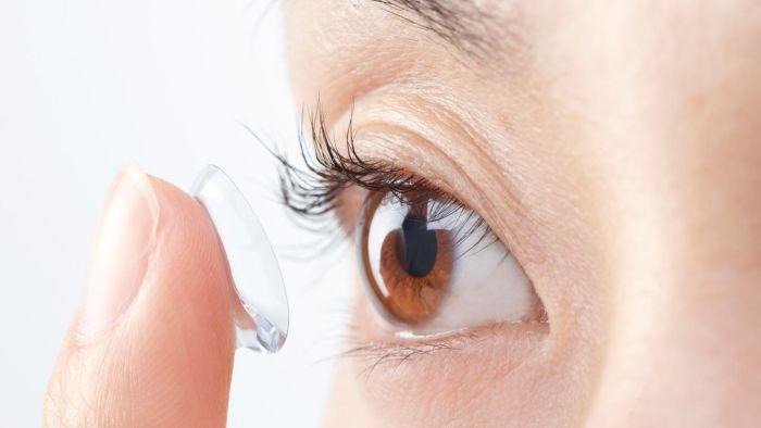Линзы для глаз для зрения