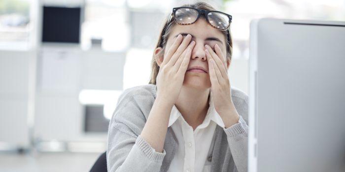 Усталость глаз от компьютера