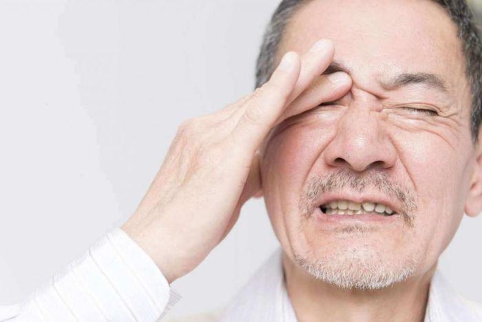 Глазные боли