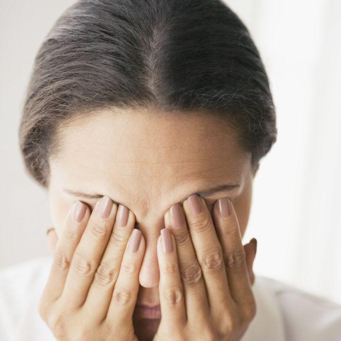 Болят глаза при глаукоме