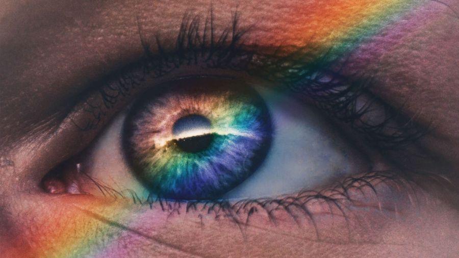 Двухэтапное цветовое зрение