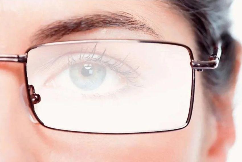 Запотевшие стекла очков