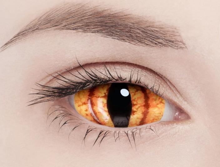 Склеры Драконий глаз