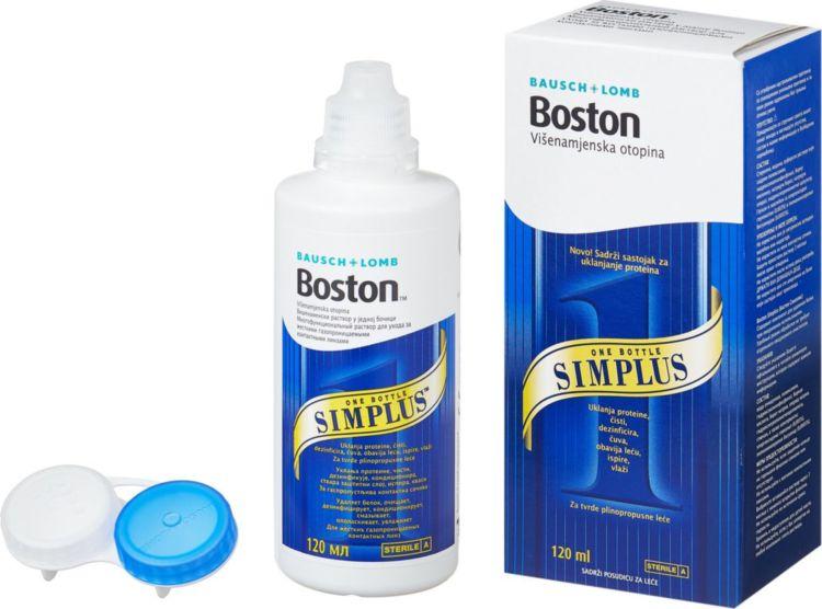 Чистящий раствор Boston