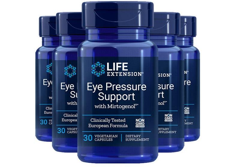 Eye Pressure Support